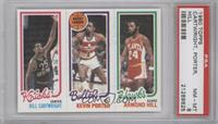 Bill Cartwright, Kevin Porter, Armond Hill [PSA 8]
