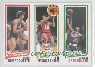 1980-81 Topps #BPMCGK - [Missing]