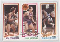 Ben Poquette, Charlie Scott, Paul Westphal