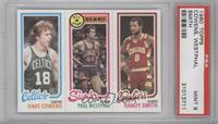 Dave Cowens, Paul Westphal, Randy Smith [PSA 9]