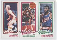 Bob McAdoo, Don Ford