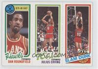 Julius Erving, Ron Brewer