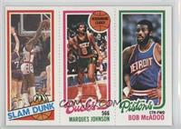 Elvin Hayes, Marques Johnson, Bob McAdoo