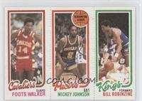 Foots Walker, Mickey Johnson, Bill Robinzine