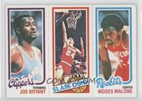 Bobby Jones, Moses Malone, Joe Bryant