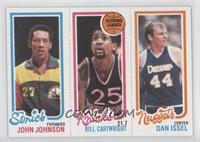 John Johnson, Bill Cartwright, Dan Issel