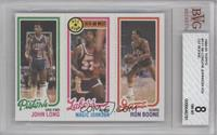 John Long, Magic Johnson, Ron Boone [BVG 8]