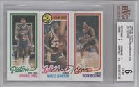 John Long, Magic Johnson, Ron Boone [BVG 6]