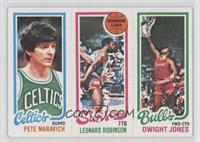 Pete Maravich, Dwight Jones