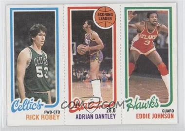 1980-81 Topps #RRADEJ - Rick Robey, Adrian Dantley, Eddie Johnson
