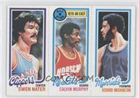 Swen Nater, Calvin Murphy, Richard Washington