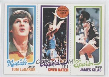 1980-81 Topps #TLSNJS - Tom LaGarde, Swen Nater