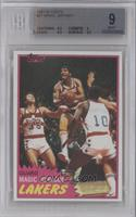 Magic Johnson [BGS 9]