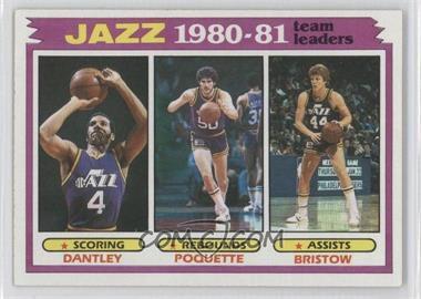 1981-82 Topps #65 - [Missing]