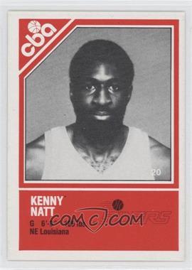 1982-83 TCMA CBA #20 - Kenny Natt
