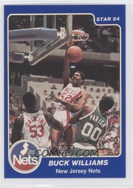 1983-84 Star - [Base] #145 - Buck Williams