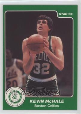 1983-84 Star - [Base] #34 - Kevin McHale