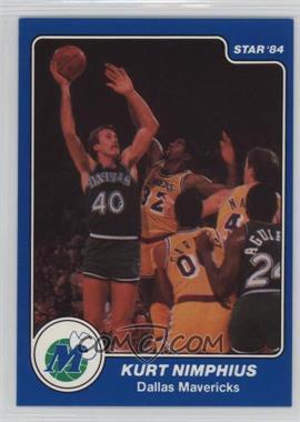 1983-84 Star - [Base] #56 - Kurt Nimphius
