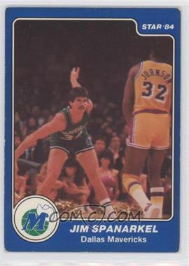1983-84 Star - [Base] #57 - Jim Spanarkel