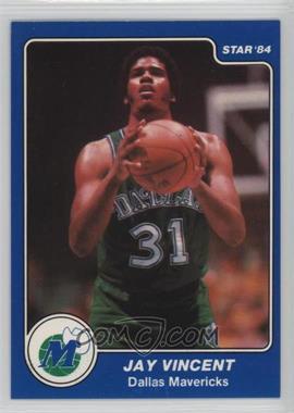 1983-84 Star - [Base] #59 - Jay Vincent