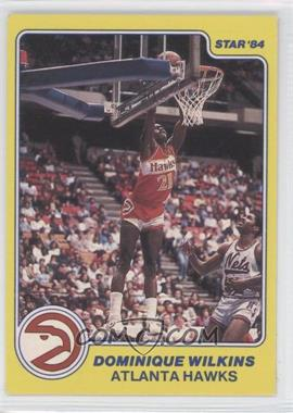 1983-84 Star All-Rookie Team #8 - Dominique Wilkins