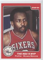 The NBA's MVP (Moses Malone)