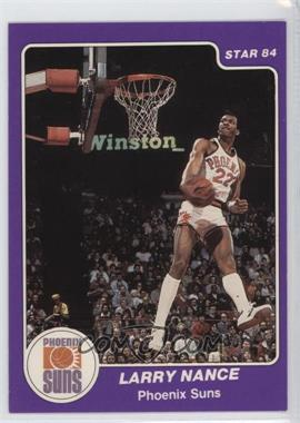 1983-84 Star #115 - Larry Nance