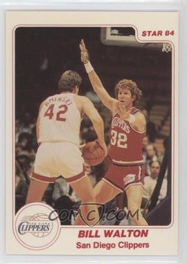 1983-84 Star #121 - Bill Walton