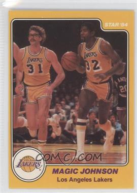 1983-84 Star #13 - Magic Johnson