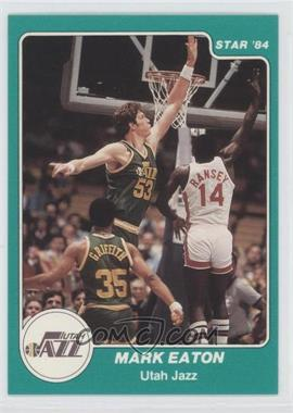 1983-84 Star #138 - Mark Eaton