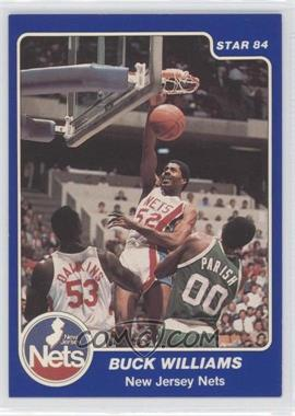 1983-84 Star #145 - Buck Williams