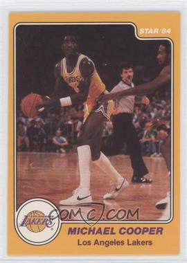 1983-84 Star #15 - Michael Cooper