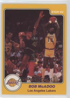 1983-84 Star #18 - Bob McAdoo
