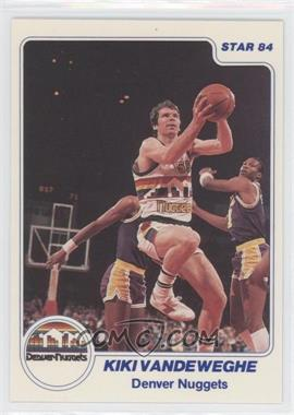 1983-84 Star #181 - Kiki Vandeweghe