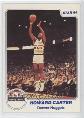 1983-84 Star #183 - Howard Carter