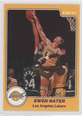 1983-84 Star #20 - Swen Nater