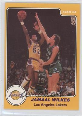 1983-84 Star #24 - Jamaal Wilkes
