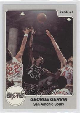 1983-84 Star #241 - George Gervin