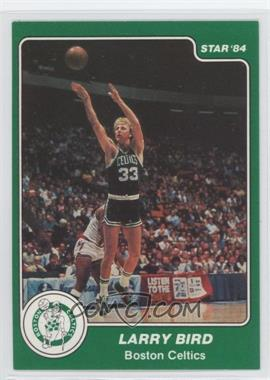 1983-84 Star #26 - Larry Bird