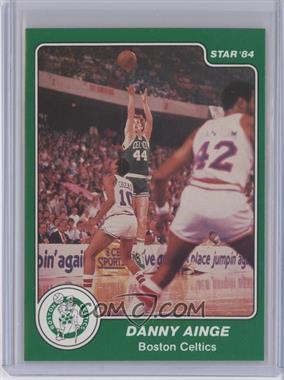 1983-84 Star #27 - Danny Ainge