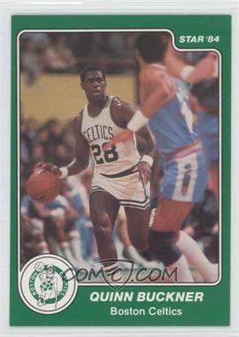1983-84 Star #28 - Quinn Buckner
