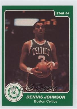 1983-84 Star #32 - Dennis Johnson