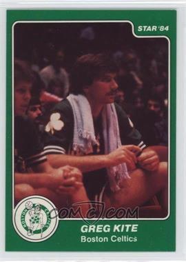 1983-84 Star #37 - Greg Kite