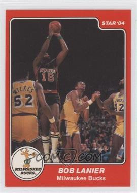 1983-84 Star #45 - Bob Lanier