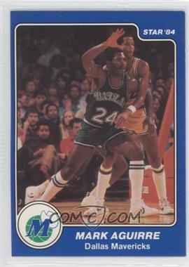 1983-84 Star #49 - Mark Aguirre