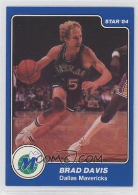 1983-84 Star #52 - Brad Davis