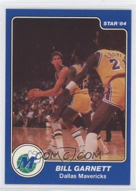 1983-84 Star #54 - Bill Garnett