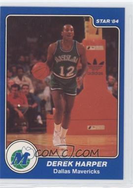 1983-84 Star #55 - Derek Harper