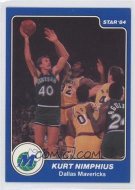 1983-84 Star #56 - Kurt Nimphius
