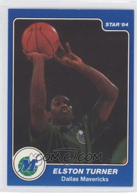 1983-84 Star #58 - Elston Turner